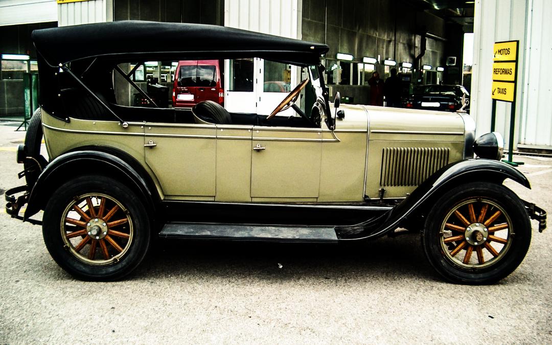 CHEVROLET NATIONAL MODEL AB 1928