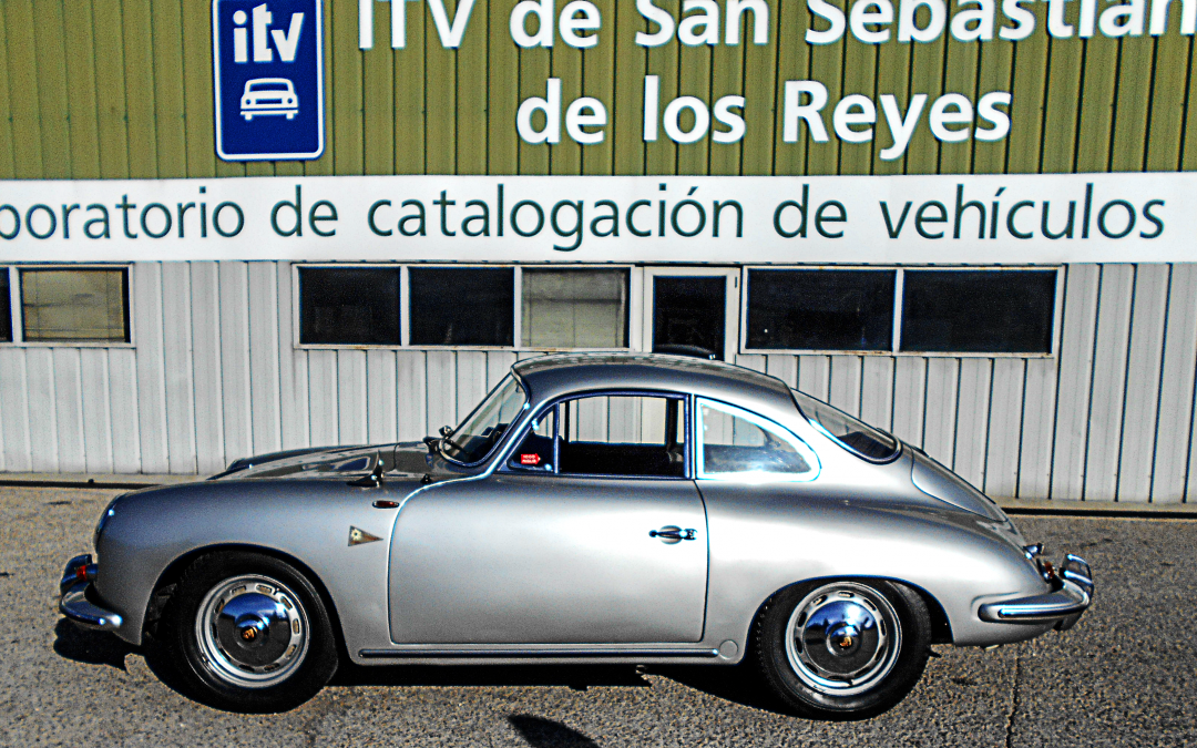 PORSCHE 356B COUPE SUPER 90
